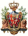 Coats of arms of Savoy House.jpg