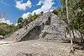Coba Pyramid, Mexico (29725093248).jpg