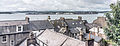 Cobh (pronounced Cove) dominates Cork Harbour one of the largest natural harbours in the world (7359388150).jpg
