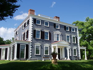 John Hubbard Sturgis - Codman House, Lincoln, Massachusetts