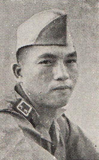 Alexander Evert Kawilarang - Alex Kawilarang circa 1950