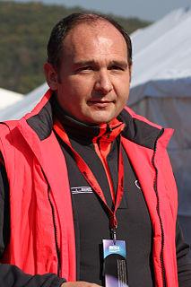 Colin Kolles managing director