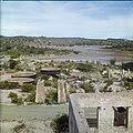 Collectie Nationaal Museum van Wereldculturen TM-20029579 Ruine van de Balashi goudsmelterij vlakbij het Spaans Lagoen en de Franse Pas Aruba Boy Lawson (Fotograaf).jpg