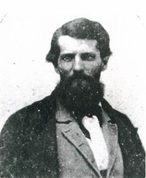 3rd Regiment, Arkansas State Troops - Colonel John R. Gratiot