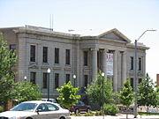 Colorado Springs, Colorado city hall