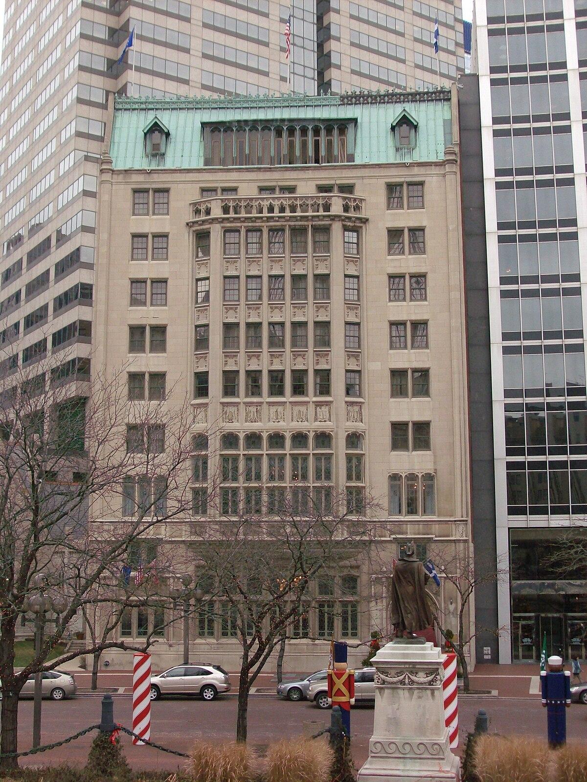 The District Of Columbia >> The Columbia Club - Wikipedia