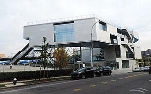 Columbia Soccer Stadium - Exterior of stadium