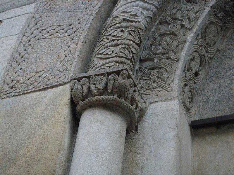 File:Como, basilica di sant'abbondio, esterno 09.JPG