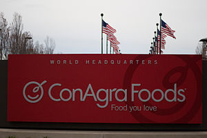 Conagra Brands - Conagra Brands' former headquarters in Omaha, Nebraska.