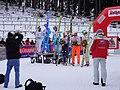 Continental Cup Neustadt 2011 – Saturday podium.JPG