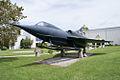 Convair YF2Y-1 Sea Dart 135765 LFront FLAirMuse 29Aug09 (14413045779).jpg