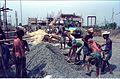 Convention Centre Complex Under Construction - Science City - Calcutta 1994-09-26 431.JPG