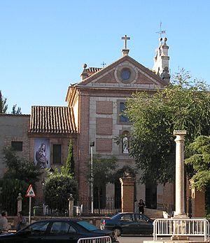 Valdepeñas - Trinitarians Convent (16th century).