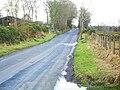 Coolkeeran Road at Alcrossagh - geograph.org.uk - 1728345.jpg