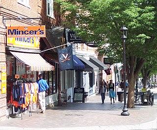 The Corner (Charlottesville, Virginia)