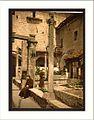 Cortile della farmacia de Franciscani Ragusa Sicily Italy.jpg