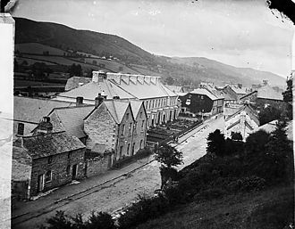 Corwen - Corwen, circa 1875