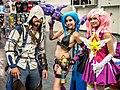 Cosplayers at Gamescom 2015 (20241514290).jpg