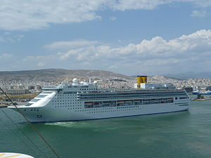 Costa Victoria - Image: Costa Victoria in Piraeus 3