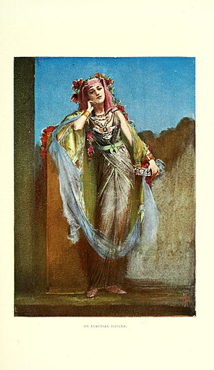 Sheath dress - Costume- fanciful, historical, and theatrical (1906) (14596508838)