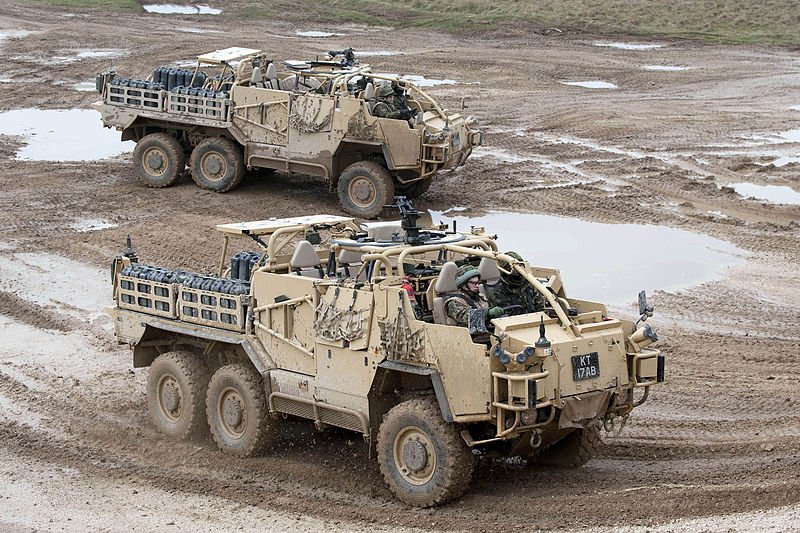 File:Coyote Tactical Support Vehicle (TSV) MOD 45152541.jpg