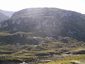 Crags above Loch Odhar - geograph.org.uk - 51341.jpg