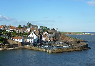 Crail former royal burgh in the East Neuk of Fife, Scotland