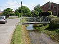 Cranborne, footbridges - geograph.org.uk - 1330811.jpg