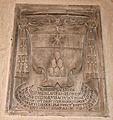 Cripta di san lorenzo (salone donatello), stemma lapi.JPG