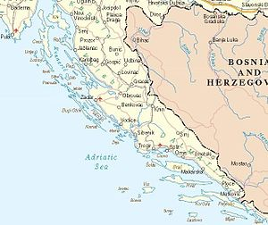 List of inhabited islands of Croatia  Wikipedia