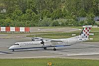 9A-CQB - DH8D - Croatia Airlines