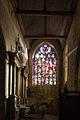 Croisillon sud de la basilique Saint-Sauveur, Dinan, France.jpg