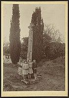 Croix de cimetière du XVIe de Baigneaux - J-A Brutails - Université Bordeaux Montaigne - 0859.jpg
