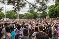 Crowd at JJ Hill - Philando Castile (27547111053).jpg