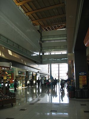 Central City Shopping Centre - Image: Ctrl city 2