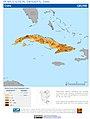 Cuba Population Density, 2000 (6171906267).jpg