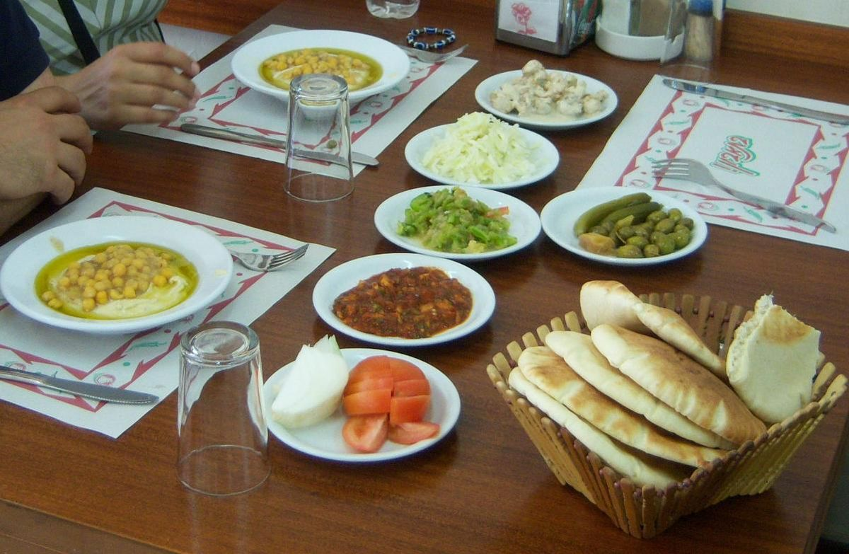 Cucina Israeliana Wikipedia