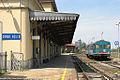 Cuneo - stazione ferroviaria di Cuneo Gesso - ALn 663.jpg