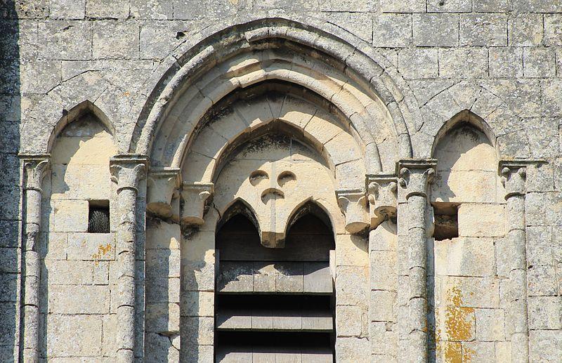 File:Cuverville église Notre-Dame clocher.JPG
