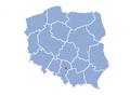 Czestochowa mapa.png