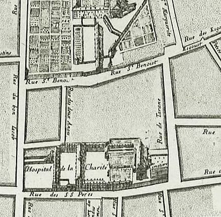 https://upload.wikimedia.org/wikipedia/commons/thumb/e/e6/Détail_du_plan_de_Bullet_et_Blondel_1676_-_rue_Taranne.JPG/440px-Détail_du_plan_de_Bullet_et_Blondel_1676_-_rue_Taranne.JPG