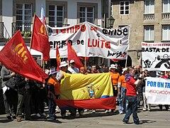 Día do traballo. Santiago de Compostela 2009 64.jpg