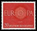 DBP 1960 338 Europa 20Pf.jpg