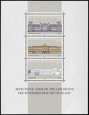 Briefmarken Jahrgang 1986 Der Deutschen Bundespost Wikipedia