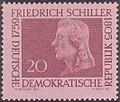 DDR 1959 Michel 734 Schiller.JPG