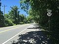DE 52 NB approaching Sunnyside Road.jpg
