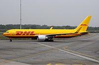 G-DHLF - B763 - DHL Air
