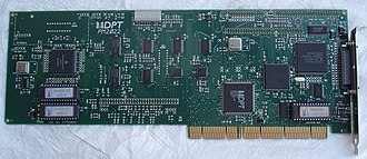 Extended Industry Standard Architecture - Fast SCSI Raid Controller (DPT PM2022).