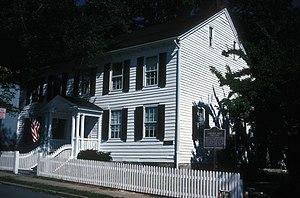 Dr. Jabez Campfield House - Image: DR. JABEZ CAMPFIELD HOUSE