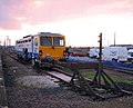 DR 73943 - Plasser and Theurer Tamper-Liner - geograph.org.uk - 1604043.jpg